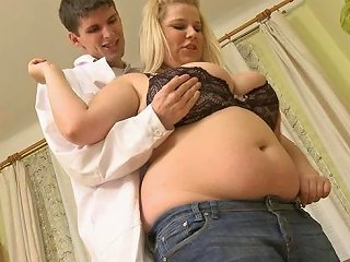 Bigcocked Doctor Makes Fatty Feel Good Porn B2 Xhamster
